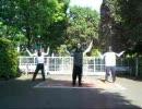 お江戸はカーニバルを3人だけど踊ってみた(^∀^)