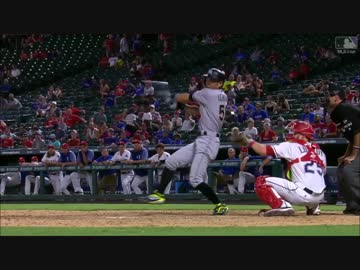 【MLB】 2017 Major League Rare Play (June - July)