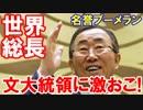 【韓国の潘基文前国連事務総長が激おこ】 日本との差は100倍ニダ!