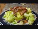 アメリカの食卓 695 ベーコンサラダを食す!【サラダ祭】