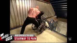 <WWE>負傷したスーパースターを粉砕 Top