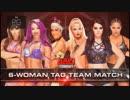 【WWE】RAW女子王座戦線【RAW 11.27】