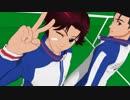 【テニプリMMD】菊丸のHand in Hand【モデル更新】