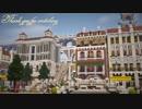 【Minecraft】cocricotで水上都市を作って