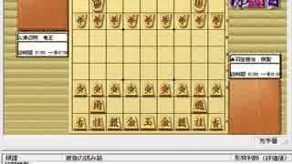気になる棋譜を見よう1193(羽生棋聖 対 渡辺竜王)