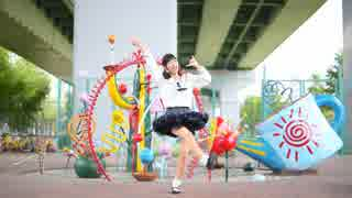 【雛姫】DEEP BLUE TOWNへおいでよ 【踊っ
