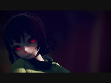 【MMD】[A]ddiction【Undertale】