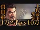 #6【信長の野望・大志】真田軍1万2千vs上