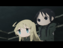 少女終末旅行 第10話「電車」「波長」「捕獲」