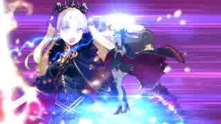 【FGO】エレシュキガル宝具高画質版「霊峰踏抱く冥府の鞴」Fate/Grand Order