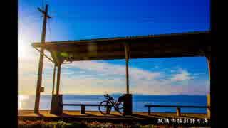 長距離自転車乗りの日常【1080p】