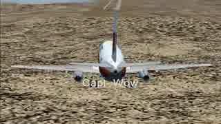 ユナイテッド航空585便 USエアー427便 墜