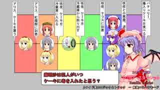 【東方二次創作ゲーム】霧雨探偵事務所 Stage3 解決編