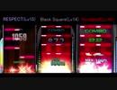 【DJMAX】Nightmare 収録作品 全譜面 比較 +おまけ【P2/BS/RESPECT】