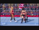 【WWE】シャーロットvsルビー・ライオットvsカーメラ【TTTT】