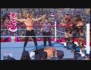【WWE】NEW DAY&ウーソーズvsルセフ&イングリッシュ&ゲイブル&ベ...