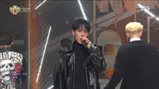 171217 B.A.P HANDS UP@inkigayo