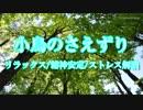 【癒し音楽】小鳥のさえずり+ヒーリングサウンド【1/fゆらぎ】