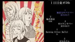【コミケ】【1日目西と-20b】無重力マテリ