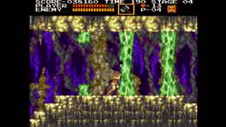 【実況】悪魔城ドラキュラ(X68000)をい