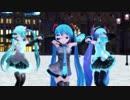 【MMD】Winter alice【初音ミク】