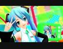 【MMD】おんちゃんハピバ!『Hand in Hand』