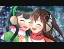 【東北ずん子&kokone】粉雪のメッセージ(オリジナル曲)