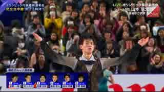 山本草太 日本選手権2017 FP