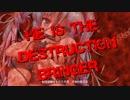 【Lyric Video】Destruction Bringer / キセノンP feat.初音ミク