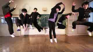 【PMPPSH】六つ子が+♂踊ってみた【おそ松