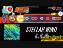 STELLAR WIND/L.E.D  【TJAPlayer2 for.PC/jubeat[EXT・Lv10] 】