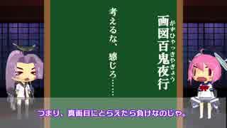 【ゆっくり解説】初春の妖怪解説【艦これ】