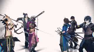 【MMD刀剣BASARA】Warrior