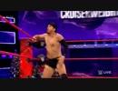 【WWE】ヒデオ・イタミvsブライアン・ケンドリック【RAW 12.25】