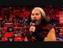 【WWE】今週のカルトとデムパ【RAW 12.25】