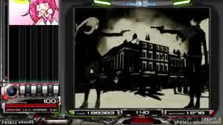 【beatmania IIDX】 ChaserXX (SPA) 【CANNON BALLERS】 ※ライン動画