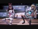 【MMD】ミライアカリとキズナアイでいーあるふぁんくらぶ 1080p