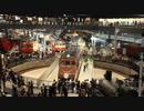 鉄道博物館転車台回転実演 開館10周年記念バージョン