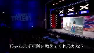 海外の人気オーディション番組で絶賛されたバーチャルYouTuber富士葵