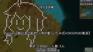 【factorio】旅行先で起きたら別の星にいた 最終回【VOICEROID実況】