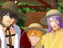 【MMD刀剣乱舞】蜂須賀と兄弟達の遠い約束