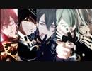 【MMD刀剣乱舞】軍服 ー洋楽5曲ー 【三・