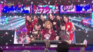 [K-POP]TWICE Stage - MBC歌謡大祭典 1712