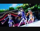 【MMD艦これ】金剛姉妹が初詣で桃源恋歌(1080p)