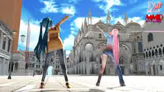 【MMD】Makes You a Fighter《ぽるしさんver.》(モーション配布)