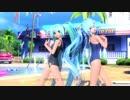 [PS4Pro]PD-FTDX サマーアイドル[スク水]1080p