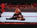 【WWE】ローマン・レインズ(ch.)vsサモア・ジョー【RAW 1.1】