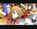 ミリシタ「HOME, SWEET FRIENDSHIP!」春香 のり子 桃子 亜利沙 奈緒 音量調整板