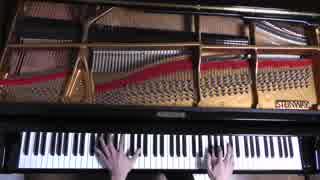 ドラクエ5の結婚ワルツを弾いてみた【ピアノ】