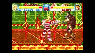【ファイナルファイトONE】難易度スーパーハードをプレイ
